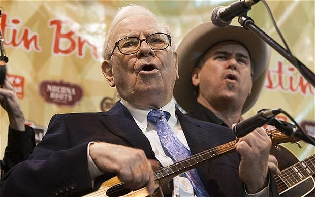 Warren Buffett Trading Stocks in India